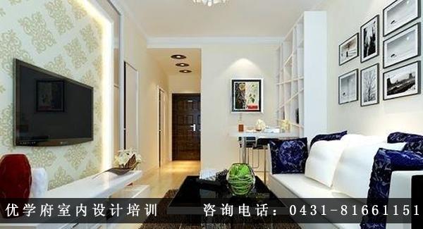 小户型客厅设计风格